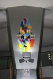 Las Obras de Arte del Aeropuerto La Aurora