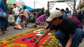 Guía Turística – Corpus Christi en Patzún, Chimaltenango
