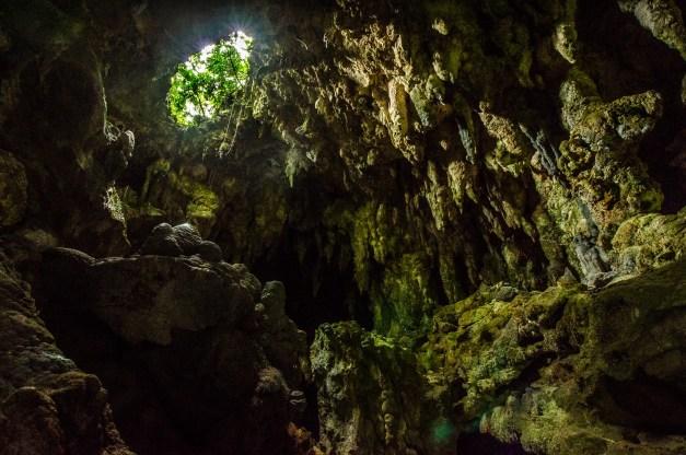 Cuevas de Candelaria, Chisec, Alta Verapaz - foto por Hector Lopez Cruz