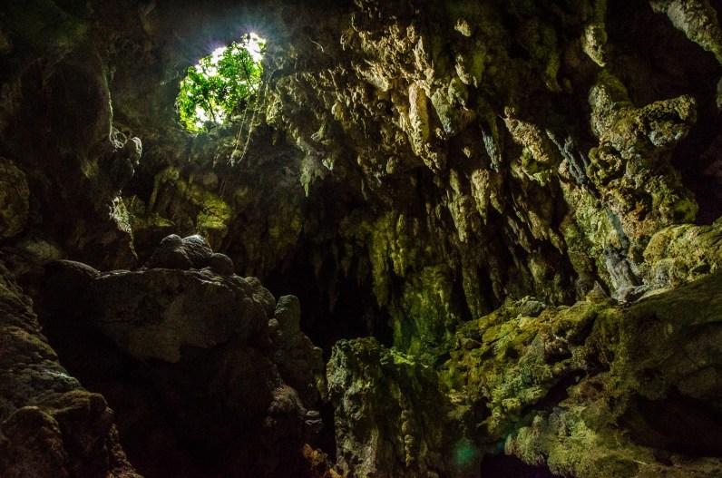 Cuevas de Candelaria Chisec Alta Verapaz foto por Hector Lopez Cruz - Guía Turística a Cuevas de Candelaria