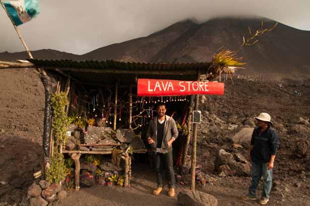 Guía Turística – Lava Store, una tienda a 2,522 msnm