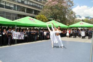 BalletMunicipalidad 300x200 - El Ballet Municipal de Guatemala