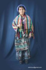 Traje tradicional de Joyabaj Quiché foto por Osorious Oso - Los coloridos trajes indígenas de Guatemala