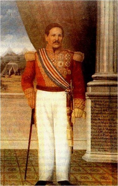presidente rafael carrera - Rafael Carrera, el último presidente del Estado de Guatemala y el primero de la República