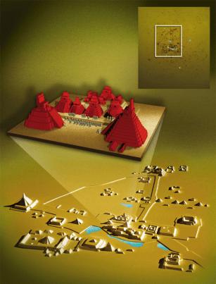 el lugar de las voces 8 mundochapin - Guia Turística - Tikal, El Lugar de las Voces