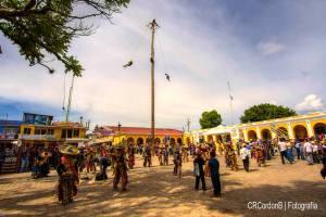 Guía Turística – Palo Volador en Santa María Joyabaj, Quiché