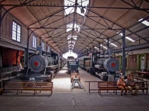 Museo del Ferrocarril ciudad de Guatemala foto por Hector Lopez 300x225 - El Museo del Ferrocarril