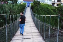 Puente de Hamaca, Puente Viejo, Jalapa