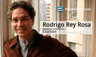 Rodrigo Rey Rosa, escritor