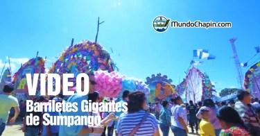 Video de los Barriletes Gigantes de Sumpango, Guatemala 2015