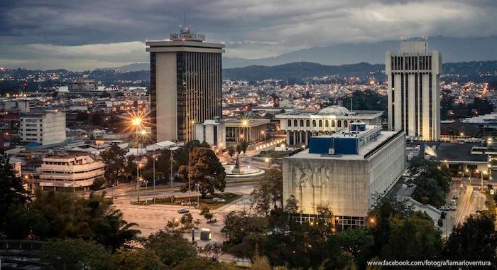 Centro Civico foto por Fotografia Mario Ventura - Los Derechos Fundamentales de los Guatemaltecos