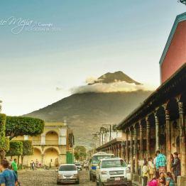 La Antigua Guatemala - foto por Mario Mejia