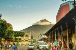 La Antigua Guatemala foto por Mario Mejia - Galería de Fotos de Guatemala por Mario Mejía