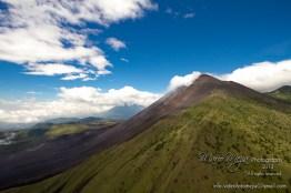 Volcan de Pacaya - foto por Mario Mejia