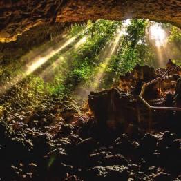 Cueva del Tigre, Finca Tatin, Izabal - foto por Dany Lopez