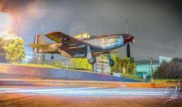 Fuerza Aerea Guatemalteca avion en la Zona 13 foto por Dany Lopez - Galeria de Fotos de Guatemala por Dany Lopez