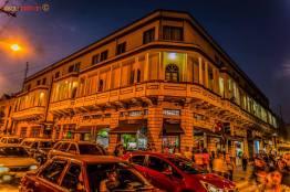 Hotel Panamericano en la 6a avenida de la zona 1 ciudad de Guatemala foto por Esau Beltran Marcos - Galeria de Fotos de Guatemala por Esaú Beltrán Marcos