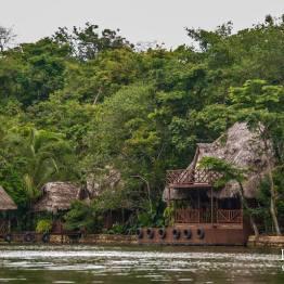 Rio Dulce - foto por Dany Lopez