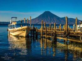 Vista desde Panajachel foto por Dany Lopez - Galeria de Fotos de Guatemala por Dany Lopez