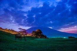 amanecer en alotenango volcan de agua foto por marcelo jimenez foto video - Galeria de Fotos de Guatemala por Marcelo Jiménez