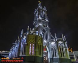 iglesia de san nicolas quetzaltenango foto por esau beltran marcos - Galeria de Fotos de Guatemala por Esaú Beltrán Marcos