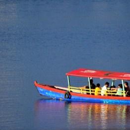Lago Petén Itzá - foto por Hugo Altán