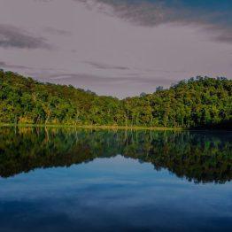 Laguna Chicabal - centro ceremonial Maya, localizado en San Martin Sacatepéquez, Quetzaltenango - foto por Esau Beltran Marcos