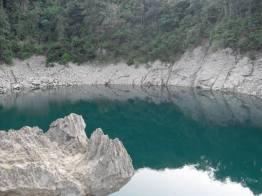 Laguna de Sepalau, Chisec, Alta Verapaz - foto por Billy Muñoz de Acuarela Chapina