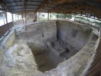 """Lugar donde don octavio pretendia hacer un pozo 300x225 - Guía Turística - Sitio Paleontológico """"El Mamut"""""""