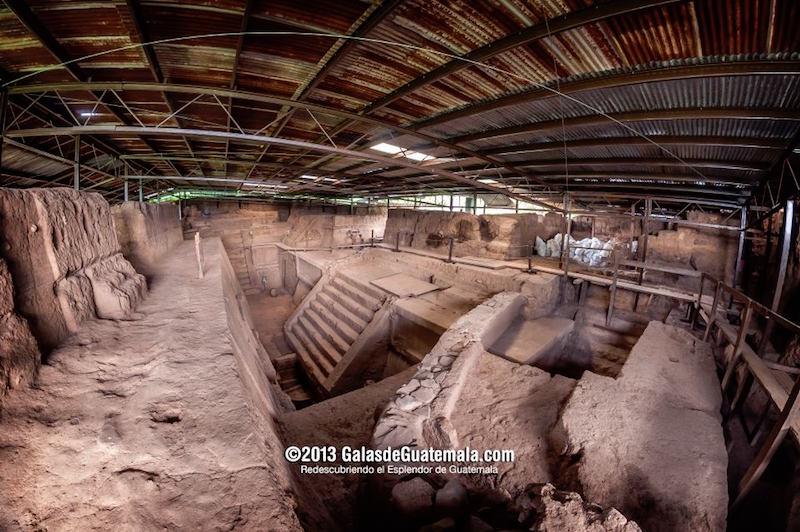 la acropolis de kaminal juyu foto por maynor marino mijangos - 5 lugares para visitar en la ciudad de Guatemala