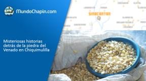 Misteriosas historias de la piedra del Venado en Chiquimulilla