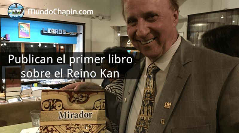 Publican el primer libro sobre el Reino Kan