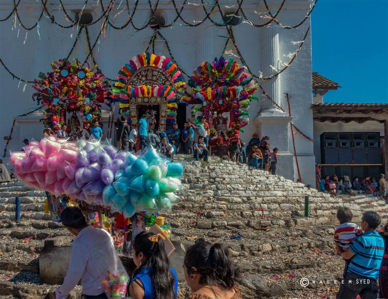 Chichicastenango Guatemala foto por Waseem Syed - 5 lugares imperdibles en Guatemala