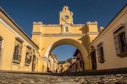 El Arco de Santa Catalina en La Antigua Guatemala foto por David Rojas Fotografia - 5 lugares imperdibles en Guatemala