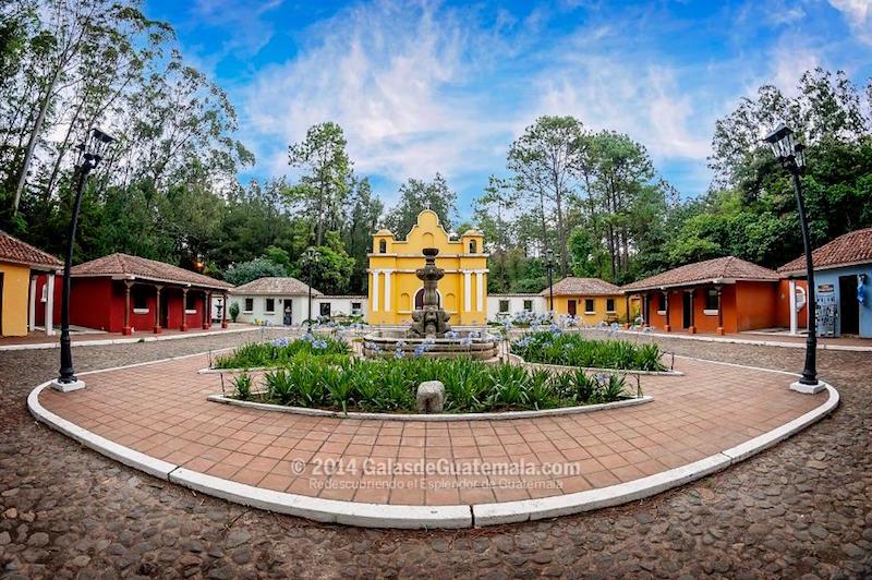 Parque Naciones Unidas, Amatitlán - foto por Galas de Guatemala