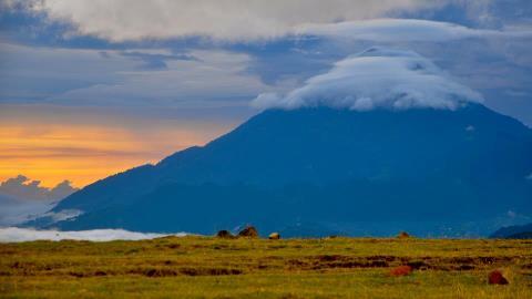 volcan tacana foto por juan bauer alonzo - Los 4 volcanes activos en Guatemala