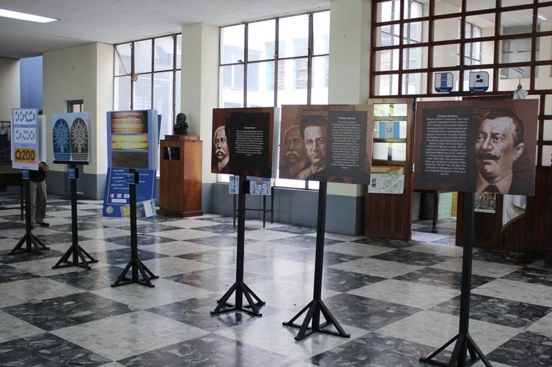 biblioteca nacional foto por mcd gob gt - Conoce sobre la Biblioteca Nacional de Guatemala