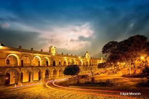 palacio de la capitanes antigua guatemala foto por edgar monzon - El Centro Cultural del Real Palacio