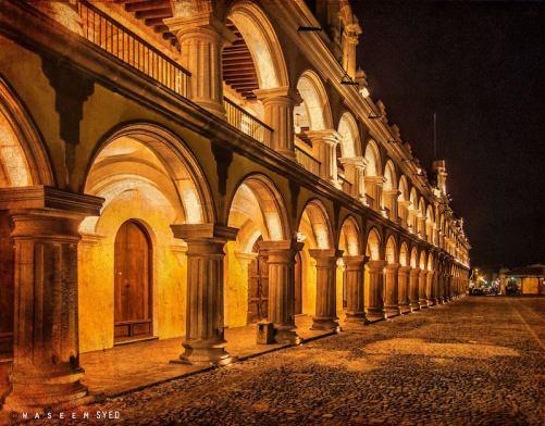 palacio de los capitanes la antigua guatemala foto por waseem syed - El Centro Cultural del Real Palacio