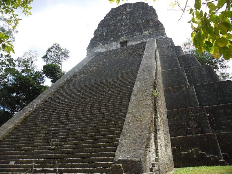 tikal templo v javi gonzalez - Tikal, la ciudad perdida