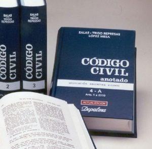 0codigocivil191214 300x293 - Ramas del Derecho