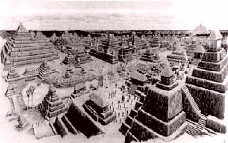 06 mor 11 - Radar en 3D permite conocer carreteras utilizadas por los Mayas en el Reino Kan