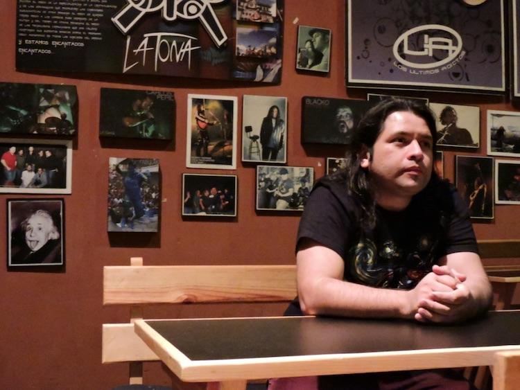 juan aguirre 2 - Juan Aguirre, cantautor Guatemalteco