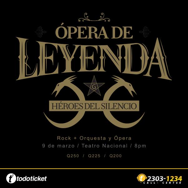 operaleyenda info - Se suman más conciertos a la lista de 2017
