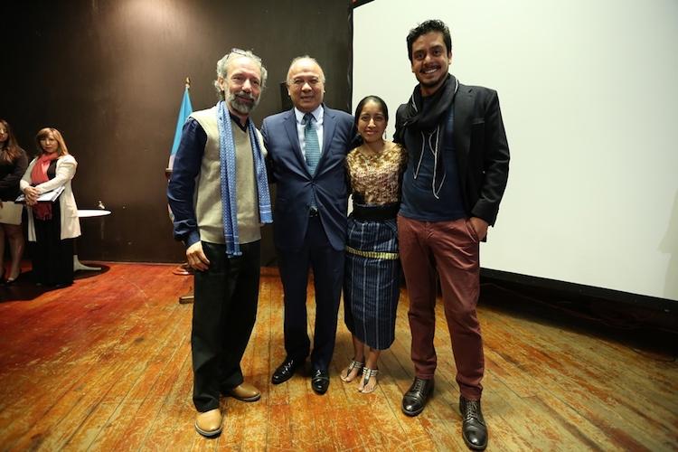 el centro cultural miguel ngel asturias albergar al cine de autor 31794193574 o - El nuevo proyecto, La Sala de Cine, es liderado por Jayro Bustamante