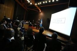 El centro cultural Miguel Ángel Asturias albergará al cine de autor. foto: MCD