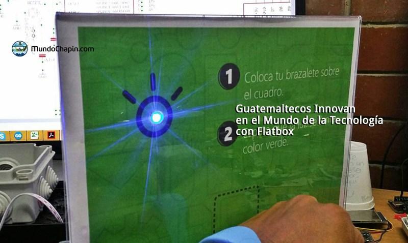 Guatemaltecos Innovan en el Mundo de la Tecnología con Flatbox