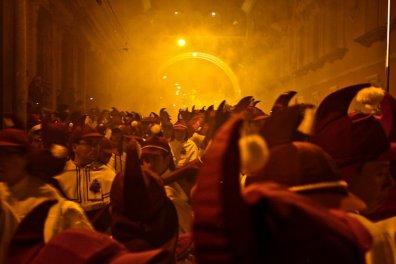 jueves santo candelaria semana santa rolando estrada - Centenario Jesús de Candelaria
