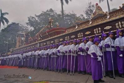 procesion de jesus de candelaria jueves santo foto por luis berduo rivas - Centenario Jesús de Candelaria