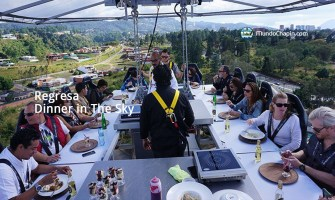 Regresa Dinner in The Sky